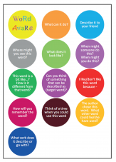 Word Pot sticker